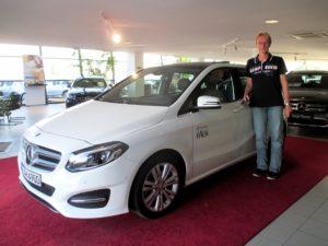 Mercedes Halm Gewinner APP - Spiel